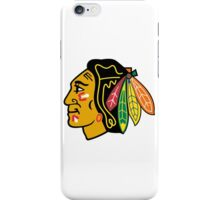 ChicagoBlackhawksLogo.svg iPhone Case/Skin