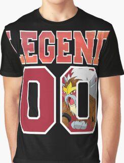 Legend 00 Entei Graphic T-Shirt