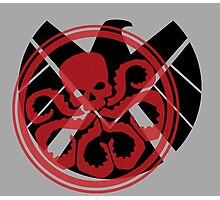 Hail Hydra Photographic Print
