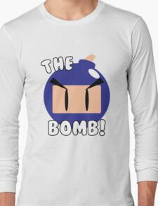 The Bomb! Long Sleeve T-Shirt