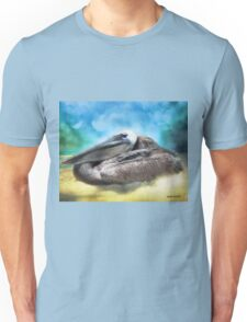 Old Mr. Pelican Unisex T-Shirt