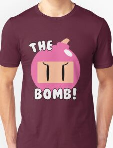 The Bomb! ~ Bomberwoman Unisex T-Shirt