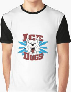 Ice_Dogs Graphic T-Shirt