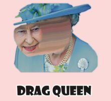 Elizabeth Drag queen Kids Clothes