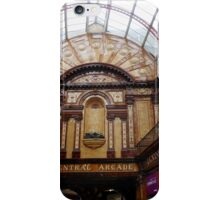 Central Arcade, Newcastle-upon-Tyne iPhone Case/Skin