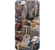 Above the Magnificent Mile iPhone Case/Skin