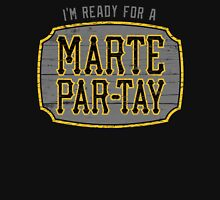 Marte Par-tay (on dark) Unisex T-Shirt