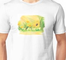 Yellow Prim and Proper Unisex T-Shirt