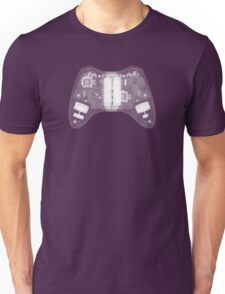 XBox 360 Controller - X-Ray Unisex T-Shirt