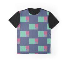 Golden Ratio Pattern Vertical Graphic T-Shirt