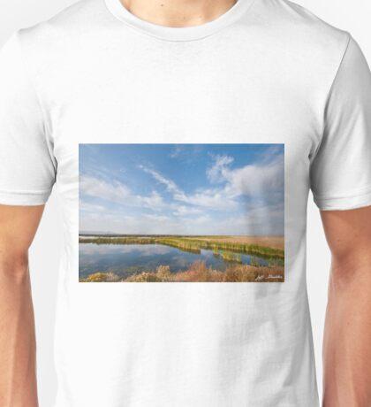 Tule Lake Marshland Unisex T-Shirt