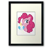 MLP: Pinkie Pie Framed Print