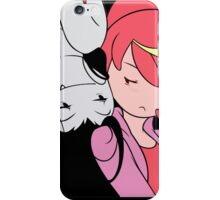 Bubblegum and Marceline iPhone Case/Skin