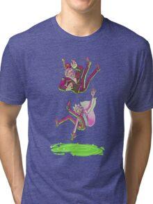 Rick & Stan Tri-blend T-Shirt