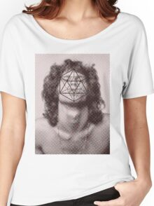 Morrison´s icosahedron Women's Relaxed Fit T-Shirt