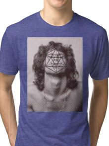 Morrison´s icosahedron Tri-blend T-Shirt