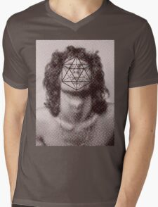 Morrison´s icosahedron Mens V-Neck T-Shirt
