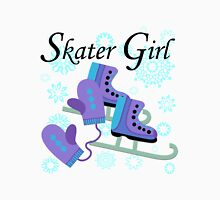 Ice Skating Skater Girl Classic T-Shirt