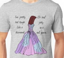 Beef Jerky in a ball gown Unisex T-Shirt