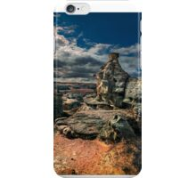 Writing on Stone - HooDoos iPhone Case/Skin