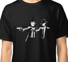 Lupin Jigen Pulp Fiction Lupin The Third Classic T-Shirt