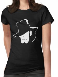 Jigen Lupin The Third Womens Fitted T-Shirt