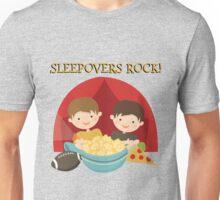Sleepovers Rock Unisex T-Shirt