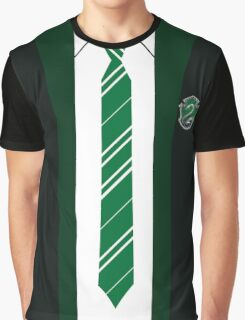 Slytherin Uniform Graphic T-Shirt