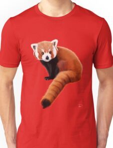 The Red Panda Shirt Unisex T-Shirt
