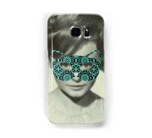 Rocio Durcal´s mask Samsung Galaxy Case/Skin