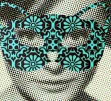 Rocio Durcal´s mask Sticker