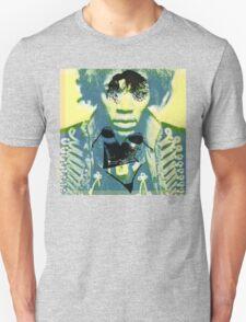 Woman haze all in my brain. Unisex T-Shirt