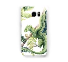 Dragons in the Ferns Samsung Galaxy Case/Skin