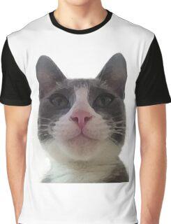 Gracie Kitty Graphic T-Shirt