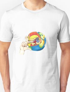 Inner EARth infection T-Shirt