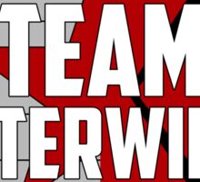 Team WinterWidow Sticker