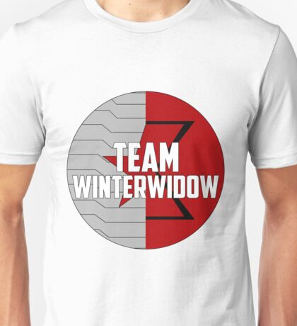 Team WinterWidow Unisex T-Shirt