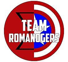 Team Romanogers Photographic Print