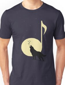 A song of Wolf and Moon T-Shirt