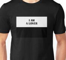 I AM A LOVER (Classic) Unisex T-Shirt