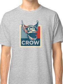 Vote Crow T. Robot Classic T-Shirt