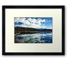 Wanaka Reflections - Limited Edition Print 1/10 Framed Print