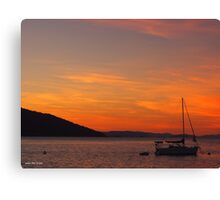 Daydream Sunset - Limited Edition Print 1/10 Canvas Print