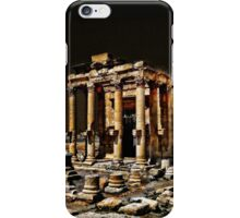 The Temple Of Baal Is Coming To New York City In April! SIGNS OF THE TIMES! iPhone Case/Skin