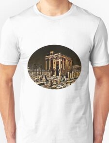 The Temple Of Baal Is Coming To New York City In April! SIGNS OF THE TIMES! Unisex T-Shirt