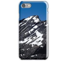 Mountain blues iPhone Case/Skin