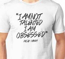 Conor McGregor - Obsessed Unisex T-Shirt