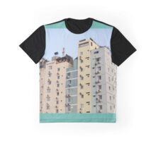 MORE BUILDING IN TOWN Graphic T-Shirt