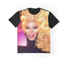 Ru Paul Graphic T-Shirt