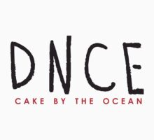 Dnce cake by the ocean Kids Tee